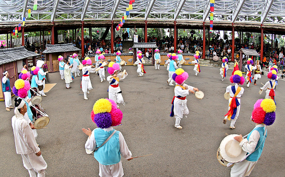 Suyeong Traditional Folk Festival